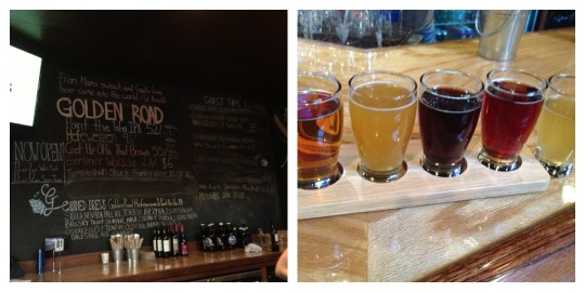 Golden Road Brewing- Los Angeles, CA.