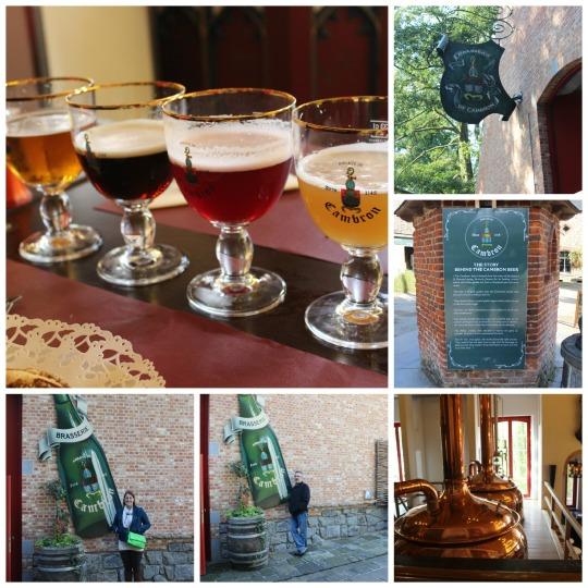 Cambron Brewery at Pairi Daiza