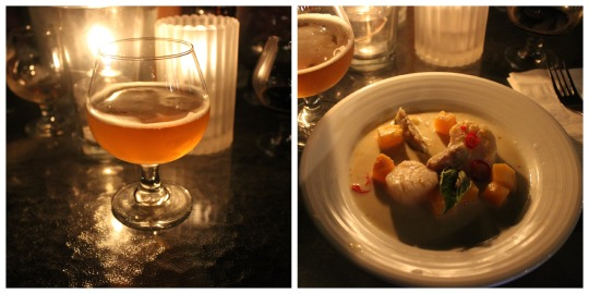 Thai Green Curry Scallops & Dogfish My Antonia